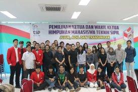 Pemilihan Ketua Himpunan Mahasiswa Sipil 2014-2015