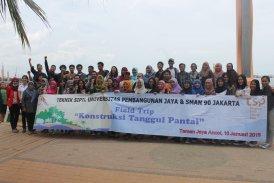 Field Trip Ancol UPJ - SMA 90 Jakarta