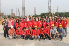 Kuliah Lapangan Mata Kuliah Manajemen Konstruksi